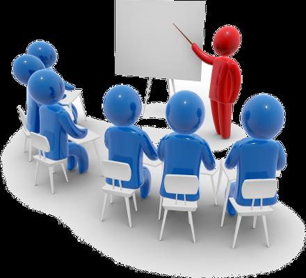 Seminare und Schulungen